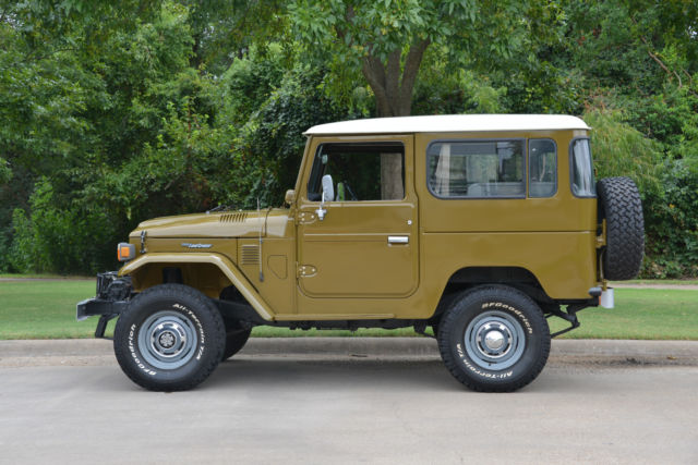 Toyota Land Cruiser Diesel Bj41 With Factory Air Bj40 Bj
