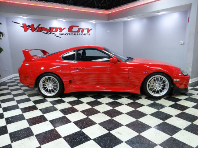 toyota supra turbo many upgrades single turbo enkei nt 03. Black Bedroom Furniture Sets. Home Design Ideas