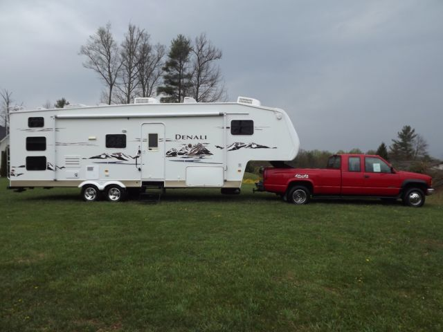 Truck 1994 K 3500 4x4 Chevrolet Dually And 2008 Denali