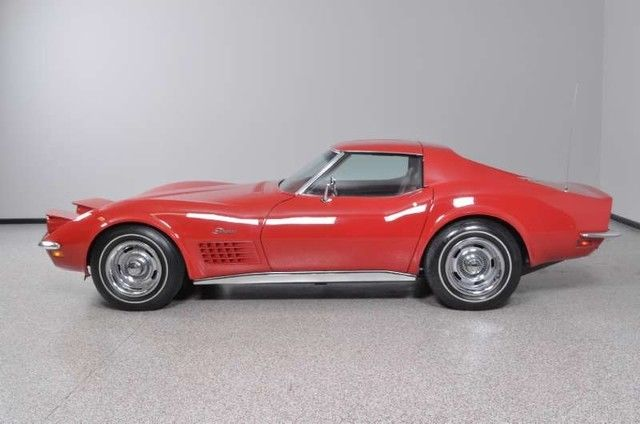 Very rare and immaculate 1971 corvette in pristine for Pm stanley motor cars