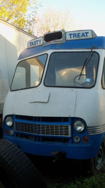 Mr Softee Truck Vintage | Autos Post