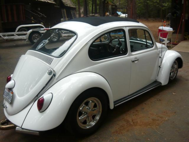 Volkswagen Beetle Custom 1973 2 Door Sedan With Ragtop Sunroof