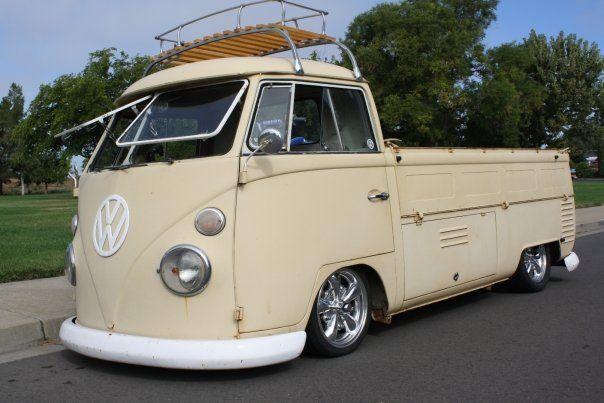 Volkswagen Single Cab Transporter