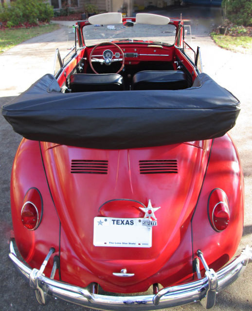 Classic Vw Beetle Engine Upgrades: VW Beetle Convertible, Karmann Cabriolet, Classic VW