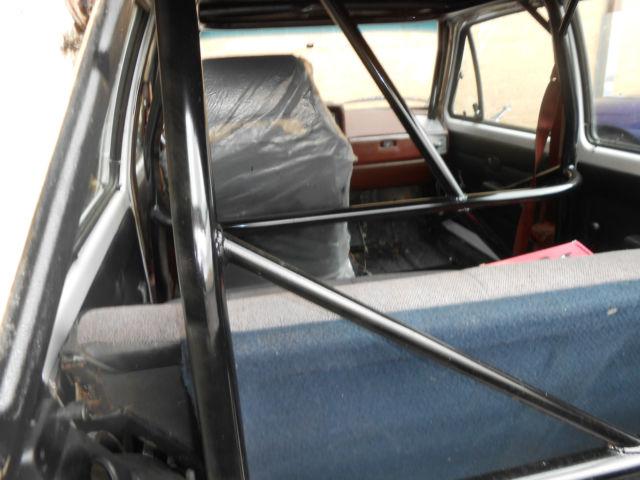 VW Rabbit MK1 Race Car RustFree 4 Door w/ Professional ...