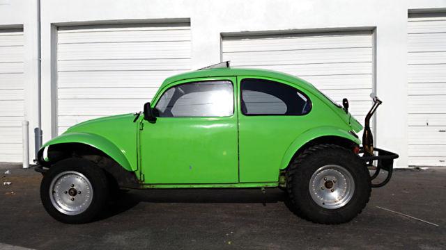 Vw Super Beetle Clic Volkswagen Baja Bug Dune Buggy Sand Rail Off Road
