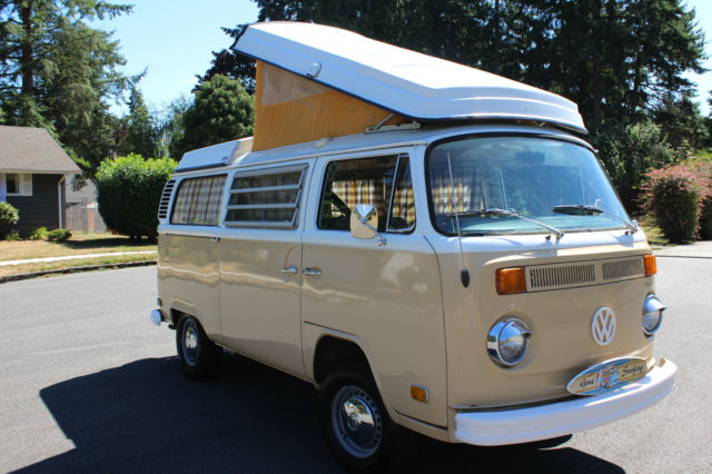 Wow No Reserve  Westfalia Camp Ready Tuned 2 Cots Camp