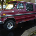 1985 ford 4x4 conversion